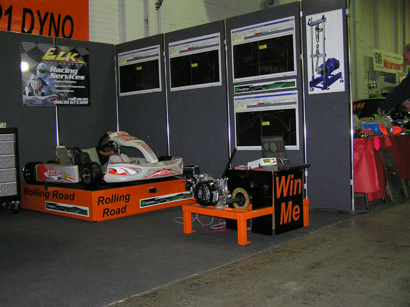 Sportdevices Chassis And Engine Dynamometers
